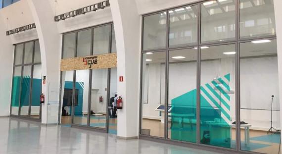 Adecuación del espacio Basquegame, por Muka Design Lab