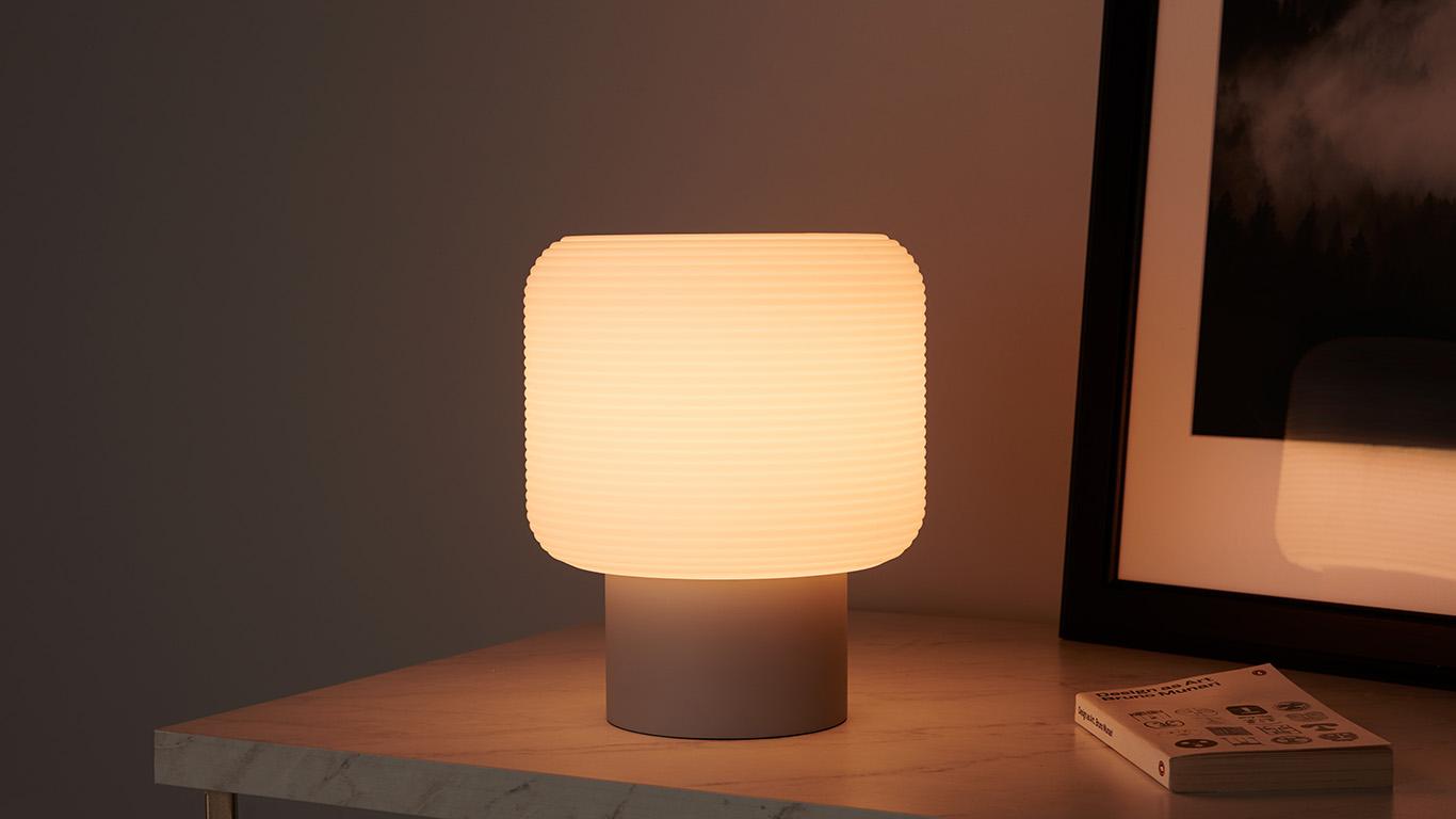 Muka design lab design a table light Maskor